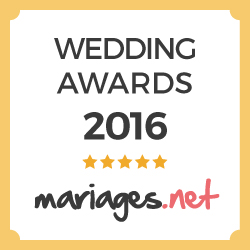 Wedding Awards 2016 - mariages.net