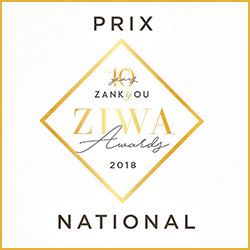 Zank You - Ziva Awards 2018 - National